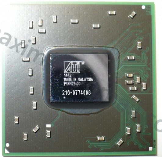 216-0774008 видеочип AMD Mobility Radeon HD 5450