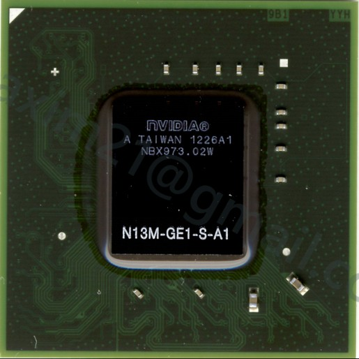 Микросхема N13M-GE1-S-A1