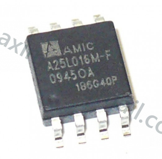 spi flash AMIC A25L016M-F  флэш память