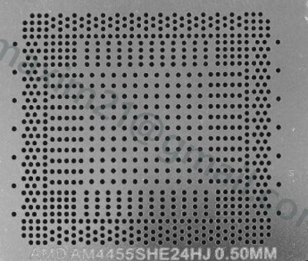 трафарет прямого нагрева A8-4455M