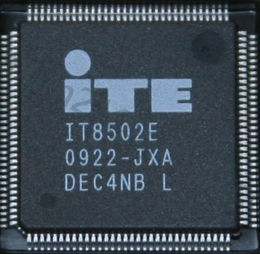IT8502E JXA EC Controller I/O