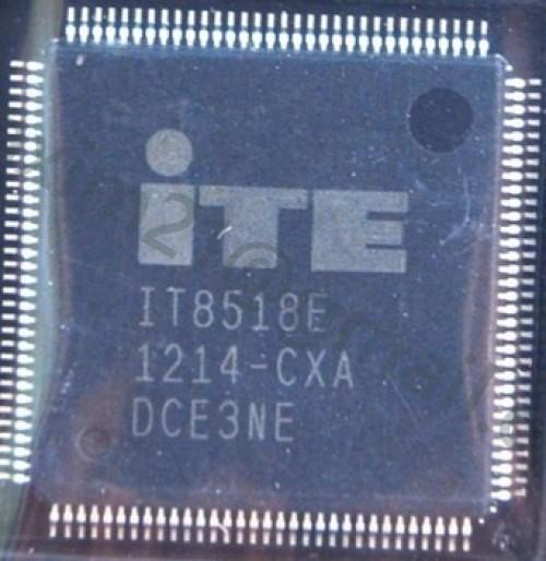 EC Controller I/O  IT8518E CXA