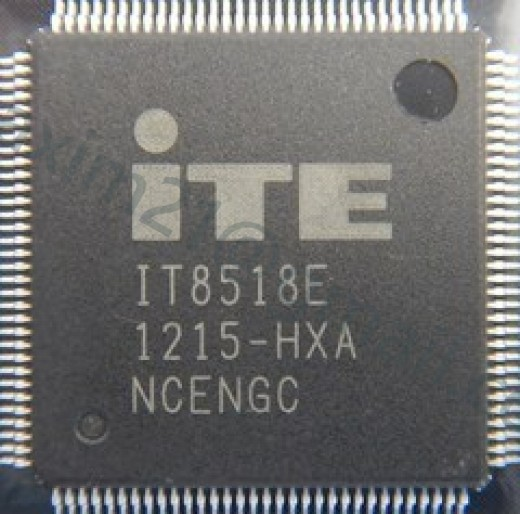EC Controller I/O IT8518E HXA