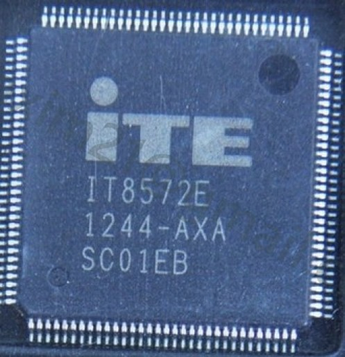 EC Controller I/O IT8572E AXA