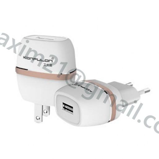 высококачественная USB зарядка KONFULON C25