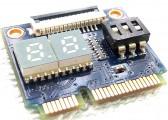 POST карта VERTYANOV mini PCI-E FULL