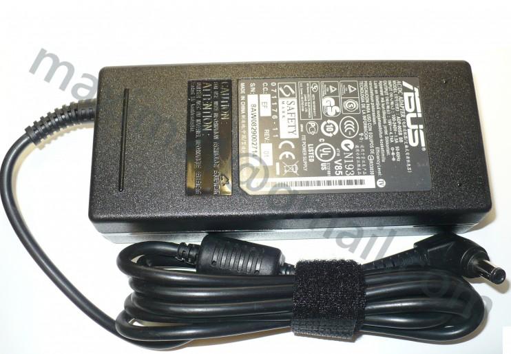 Блок питания (зарядное устройство) Asus ADP-90SB BB (90 Вт, 19 В, 4,74 А)