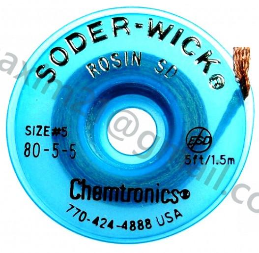 оплетка для снятия припоя SW18035 одна штука