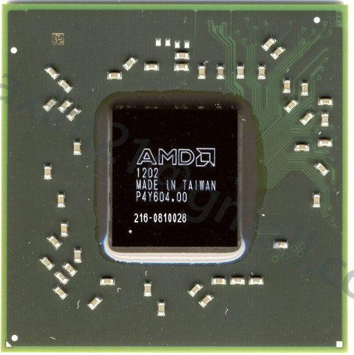 микросхема видеочип ATI 216-0810028