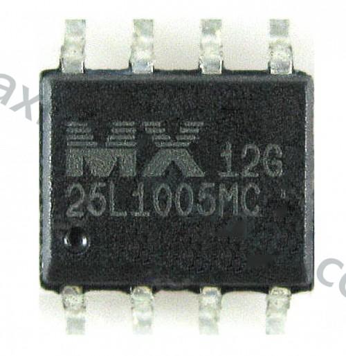spi flash 25L1005AMC флэш память