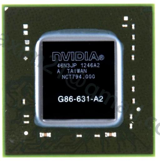 Микросхема Nvidia G86-631-A2