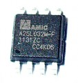 spi flash A25L032m
