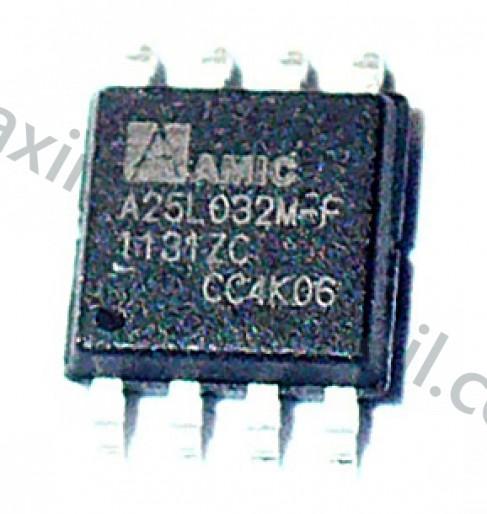 spi flash AMIC A25L032M-F  флэш память