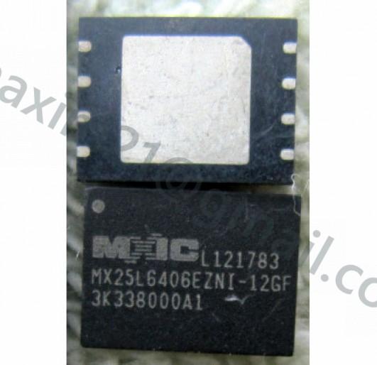 микросхема MX25L6406EZNI-12G