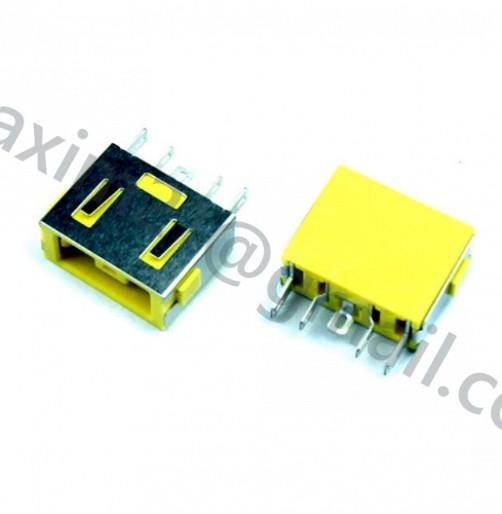 Разъем питания ноутбука  LENOVO G400 G490 G500 G505 Z501