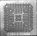 трафарет прямого нагрева E350 E450