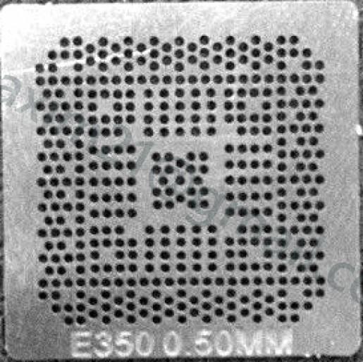 трафарет прямого нагрева EME450GBB22GV