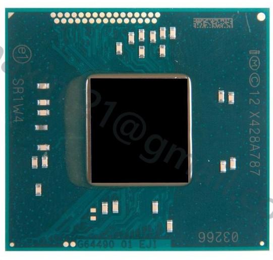 микросхема INTEL N3530 SR1W2