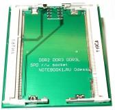 SPD DDR2-DDR3(L) DIP адаптер