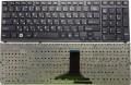 Клавиатура Tosiba A660 черная с фреймом