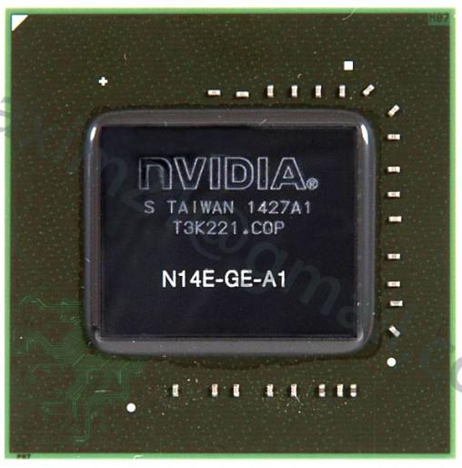 N14E-GE-A1 видеочип nVidia GTX765M