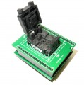 панелька ZIF QFN8 / D8 (6*8мм)