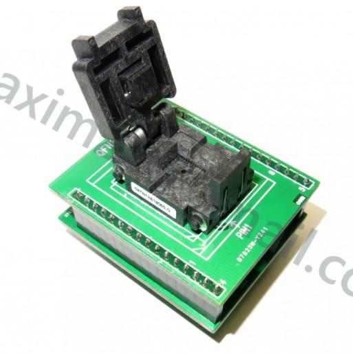 adapter  ZIF QFN8 / D8 (6*8мм)