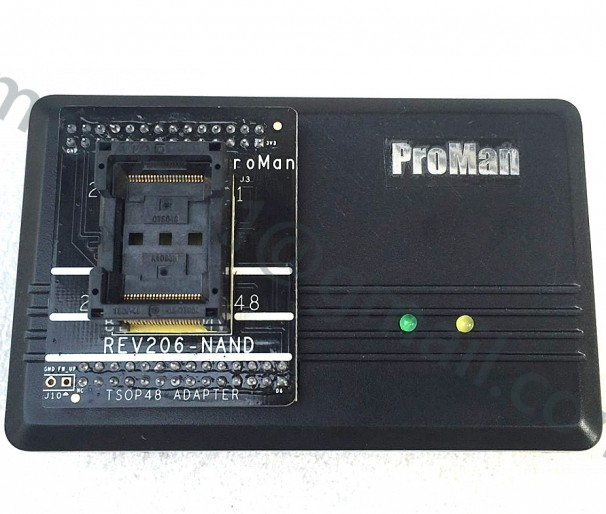 programmer ProMan NAND NOR FLASH