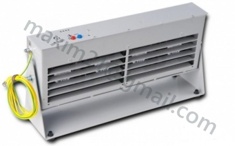 Обеспечивает равномерное регулируемое охлаждение.