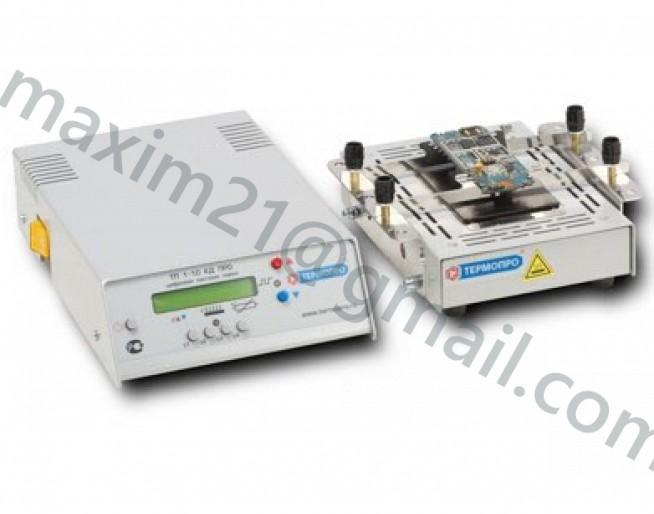 ТЕРМОСТОЛ НП 10-6 ПРО + внешний регулятор температуры ТП 1-10 КД 0,5