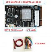 POST карта для диагностики ноутбуков LPC+COMPAL
