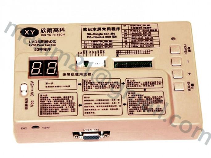 Универсальный тестер матриц LVDS LED+CCFL